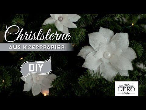 25 beste idee n over weihnachtsdeko basteln op pinterest for Youtube weihnachtsdeko