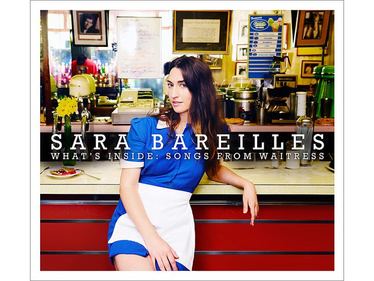Sara Bareilles' 'Waitress' Broadway Musical's Trailer Premieres ...