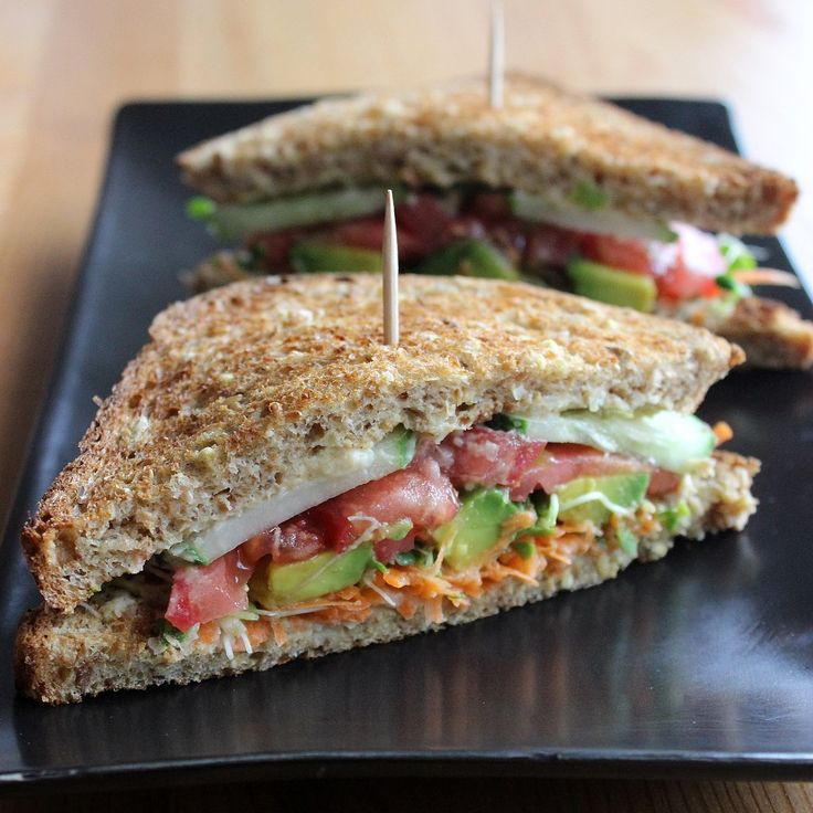 The Best Veggie Sandwich You'll Ever Taste: I vividly remember my first introduction to hummus.