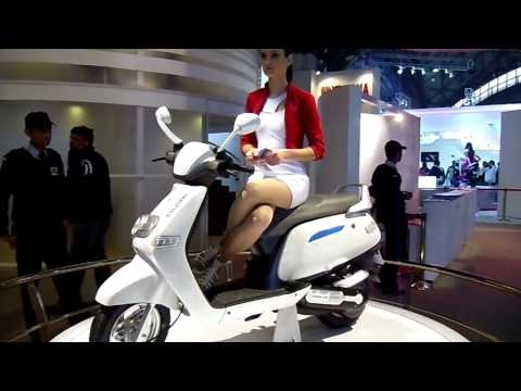 TVS Qube Hybrid to be Launch Spree 30 may 2013