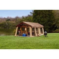 Northwest Territory Front Porch Cabin Tent 10 Person $279.99