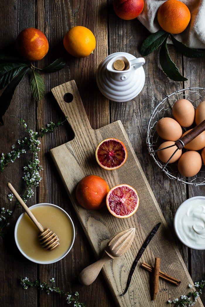 PORTOKALOPITA | GREEK ORANGE & PHYLLO CAKE