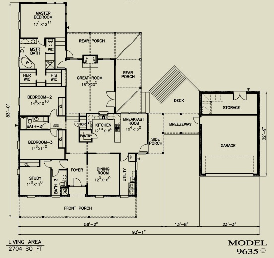 This is really close to my floorplan.....