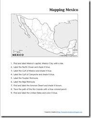 Mexico unit study ideas-living literature titles, on-line resources