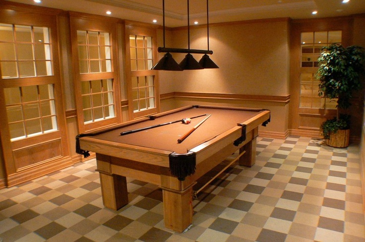 Billiards Room - 60 Old Mill Road, Oakridge Heights - luxury condo