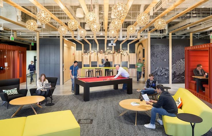 Color palette - KPMG, a global audit, tax and advisory firm, recently opened its first ignition center that helps clients with cloud services and big data technology. The office space is located in ... Read More