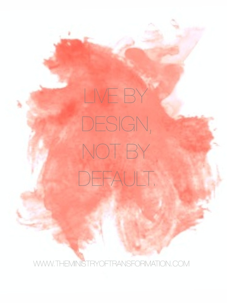 Are you living by design, or by default? Decide differently today with 15 minutes of *FREE* Decision Making Mojo with The Decision Making Diva.  http://www.timetrade.com/book/S2Q56