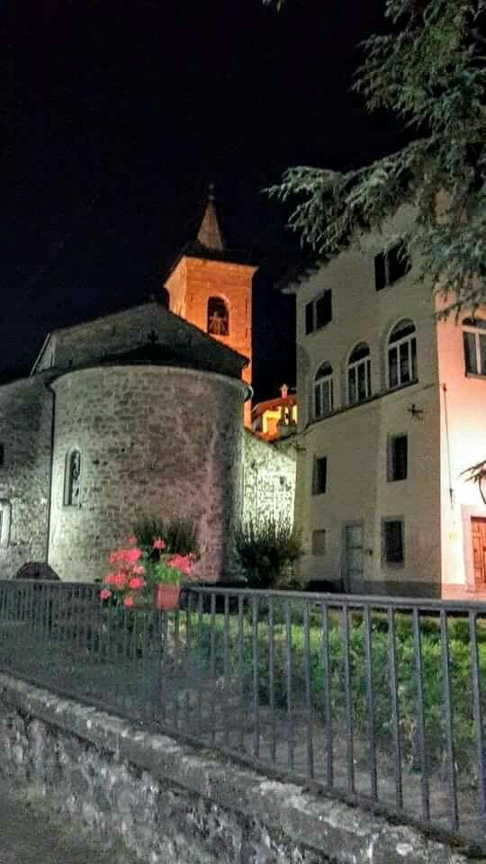 Notturna - Via Coppi  Agosto 2015
