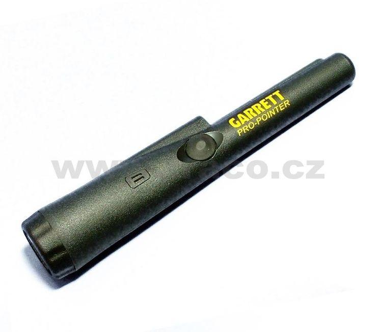 Detektor kovů Garrett PRO-POINTER - dohledávací detektor