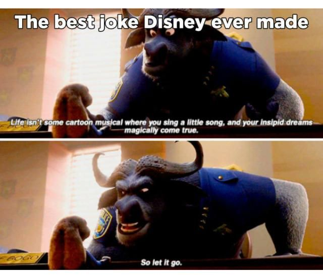 29 Hilarious Disney Memes That Will Ruin Your ChildHood