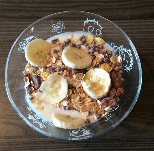 Healthy PP breakfast..
