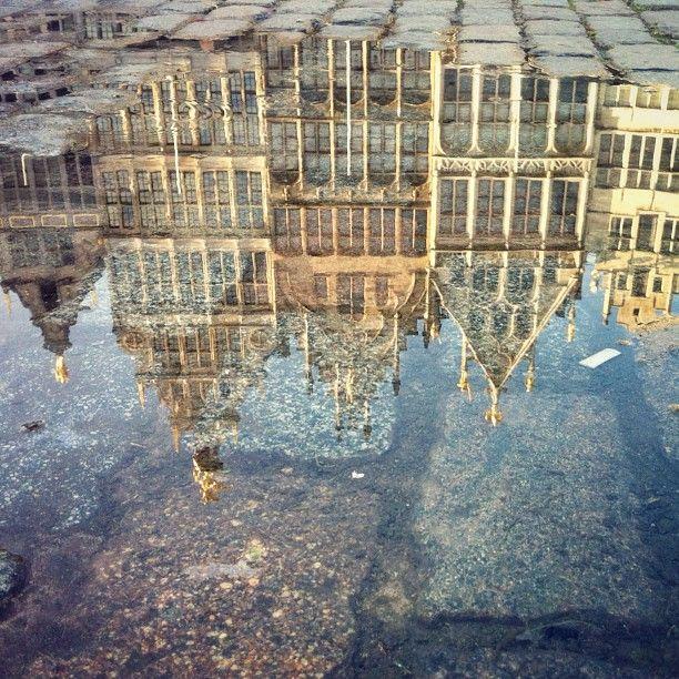 antwerp city square