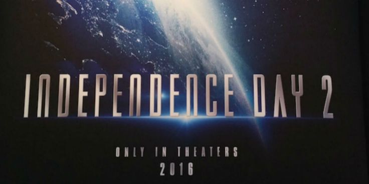 Independence Day 2′ Poster and More Revealed at Las Vegas Expo