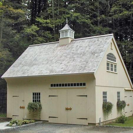 saltbox barn