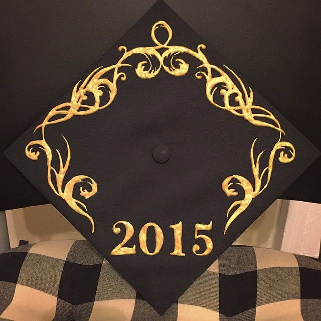 #MyVCUcap: VCU 2015 graduates share their cap art — Storify [Slideshow]
