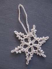 ravelry crochet snowflakes page