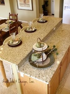 25 Best Crushed Granite Countertops Images On Pinterest