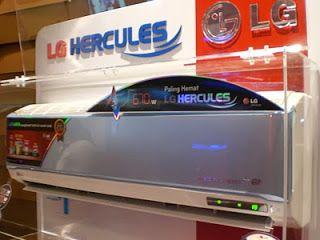 Harga AC LG Terbaru