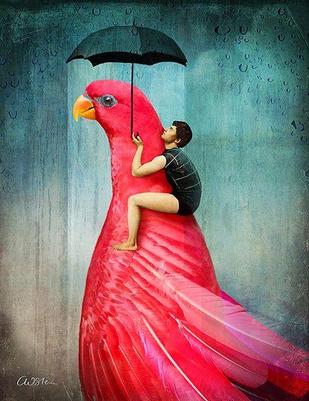 Catrin Welz-Stein: Under My Umbrella
