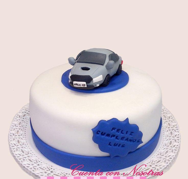 Torta auto Torta hombre Torta varones