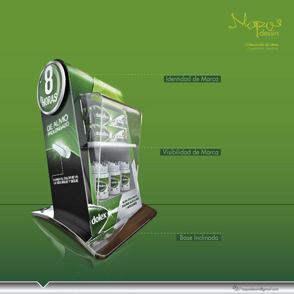 Counter Display Multimarca on Behance