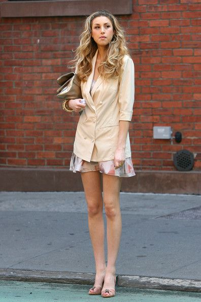 Whitney Port def a style icon