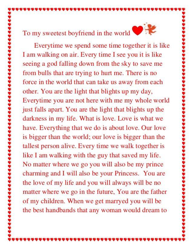 Best 25+ Love letter to boyfriend ideas only on Pinterest | Love ...