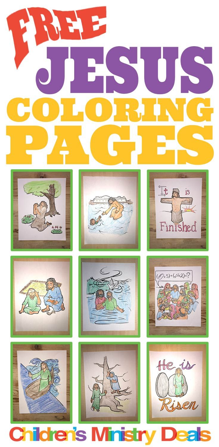 Coloring Pages Best Children S Ministry Ideas Pinterest And Sunday School