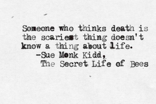 Secret Life Of Bees Quotes Quotes From The Secret Life Of Bees | Quotes About Life Secret Life Of Bees Quotes