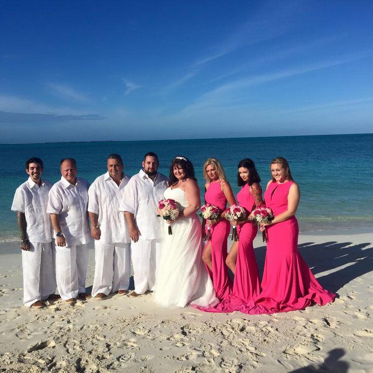 beach wedding south west uk%0A On the last day of the year  the Bahama Beach Club congratulates Mr  Bucker  on their Wedding