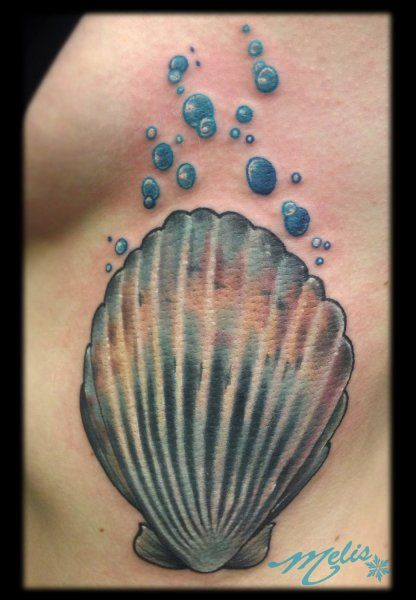 1000 images about tatt on pinterest starfish scallops for Seashell tattoo meaning