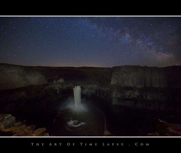 Palouse Falls by John Eklund, via 500px