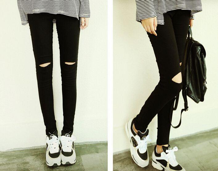 черные джинсы с дырками на коленях: 17 тыс изображений найдено в Яндекс.Картинках