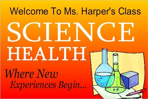 Science Health School Banner
