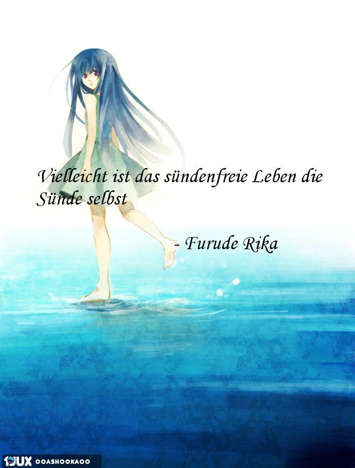 Anime Zitat #01