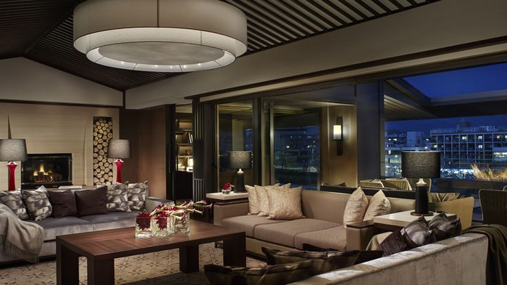 - The Ritz-Carlton Suite