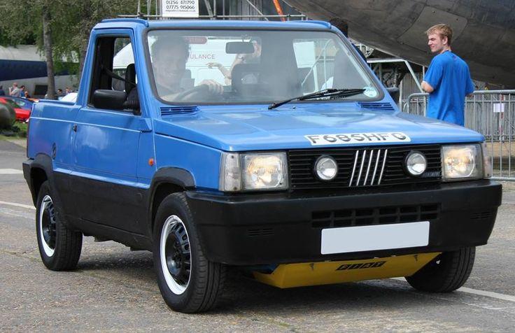 Fiat Panda Pick up