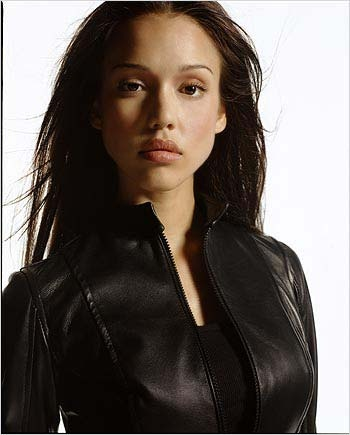 Jessica Alba (Dark Angel/Fantastic Four) this is when she looked her best back during Dark Angel