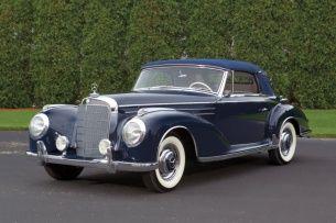 Nur 49 Exemplare: 1956 Mercedes-Benz 300Sc Cabriolet: Seltenes Mercedes-Benz Cabriolet – Classic