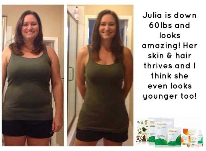 Real Results Arbonne Works Results From The 30 Days To Healthy