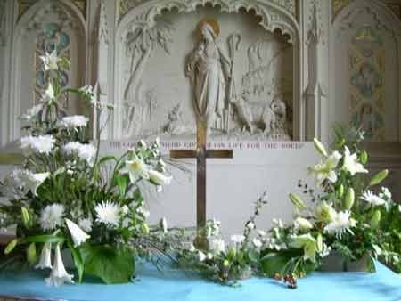 Easter Decorating Ideas For Church 55 best easter decoration for church images on pinterest | easter