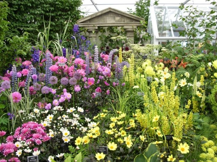 Beautiful Cottage Flower Garden 72 best country, cottage & english gardens images on pinterest