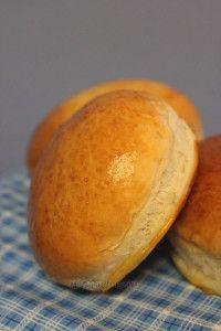 Receta de pan para sandwich, incuyendo instrucciones para preparer un delicioso churrasco italiano.
