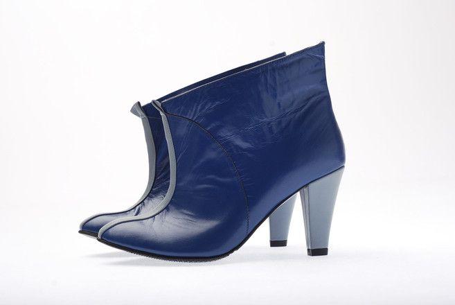 Coca Zaboloteanu - ankle boots http://www.gabiurda.ro/botinele-manevra-vestimentara-de-toamna/
