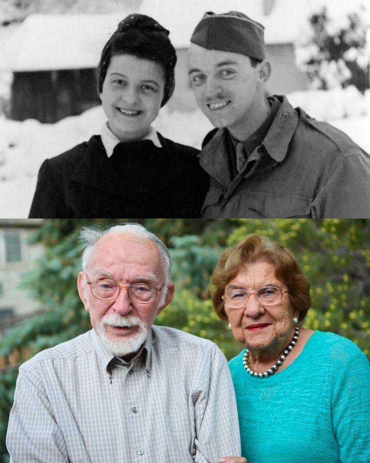 It seems that one of the main CARE Package ingredients is love! Sixty-six years ago, CARE played matchmaker for Leo and Helga, who exchanged CARE Packages for two years before they fell in love and got married. Click the pin to read more about their heartwarming story.