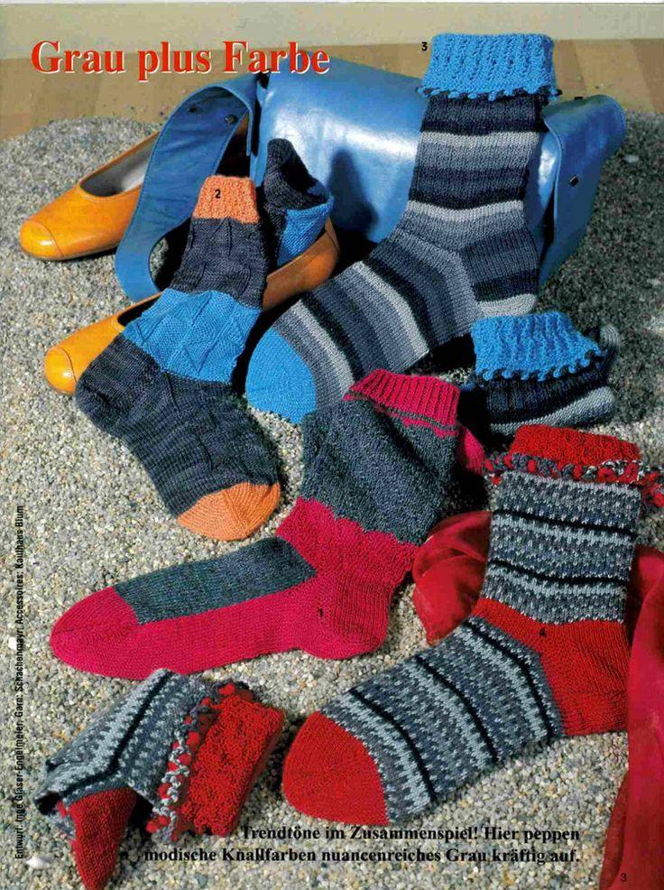 多彩袜子 - 轻描淡写 - 轻描淡写