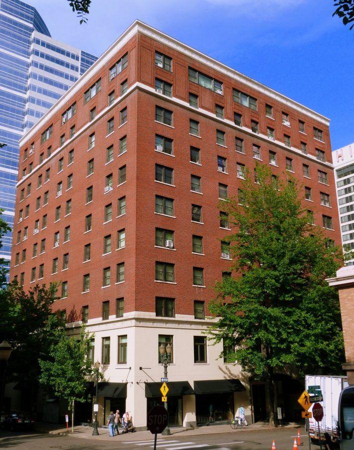 Heathman Hotel Oregon Haunted Hotels Of The World