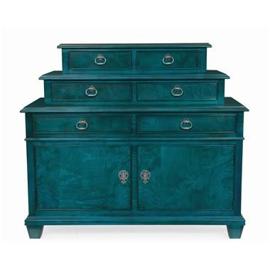 Selected Chest for Living room Hallway: Century Furniture - Infinite Possibilities. Unlimited Attention.® Any colour - Red???  New Traditional Dressing Chest - 779-202 Dimensions: Outside: W: 54 in X D: 22 in X H: 47.75 in