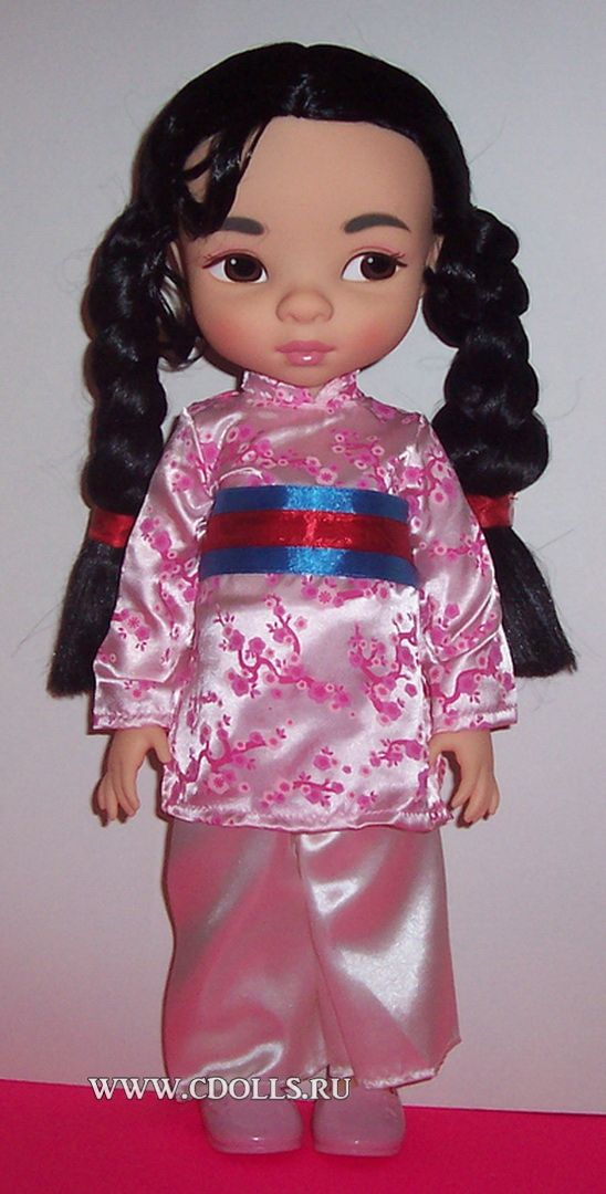 Кукла Мулан Дисней