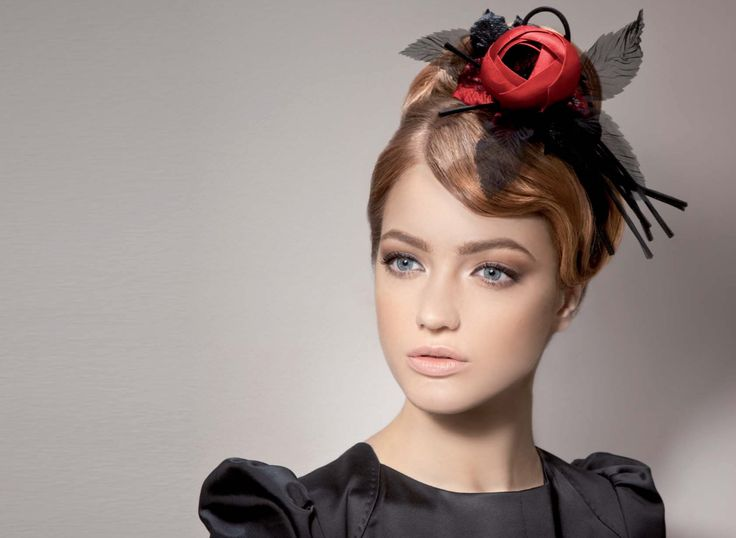 Moliabal Hand Made Hair Accessories! Couture Line. To order within the US, contact us: info@amerikasinc.com